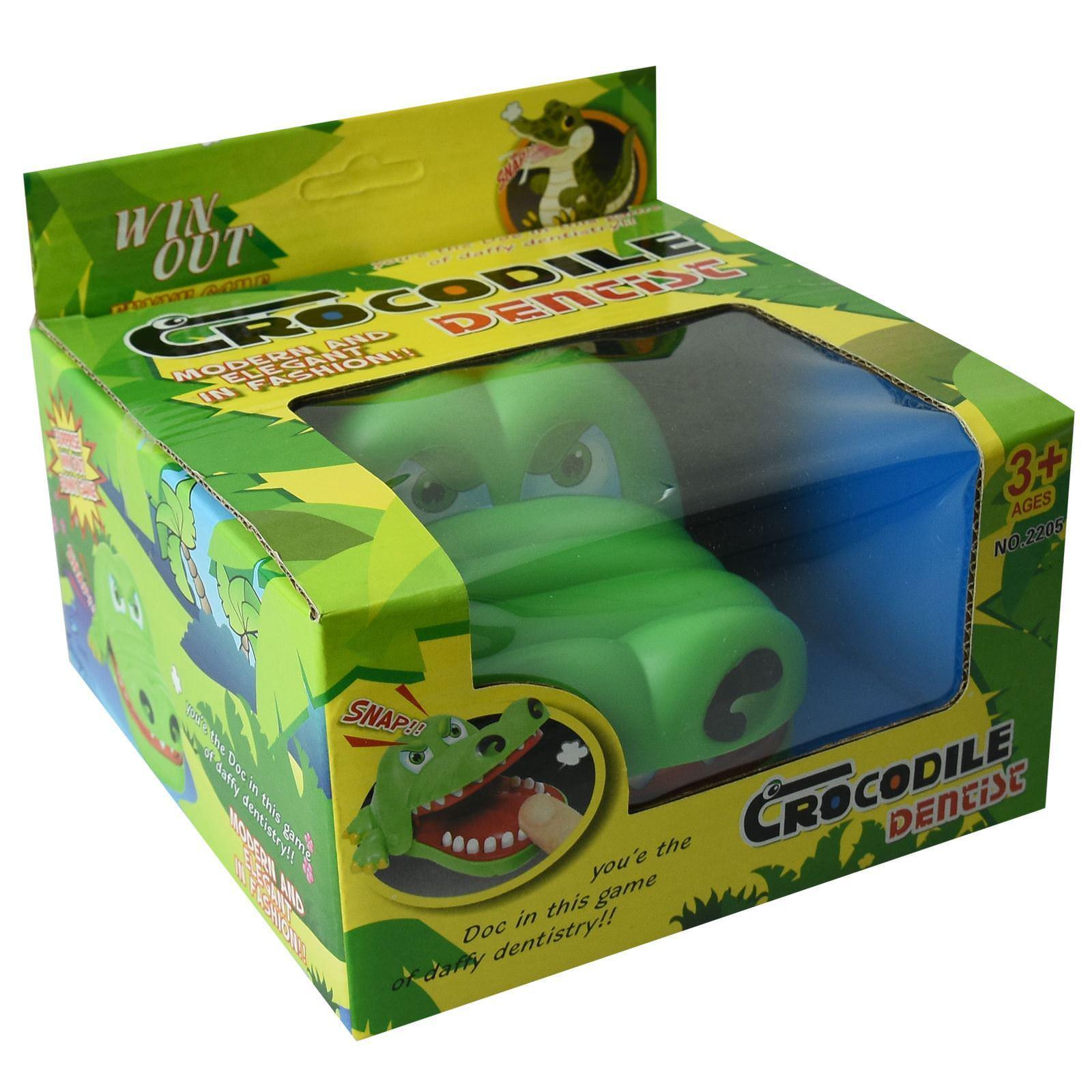 Crocodile Dentist Toy Asab